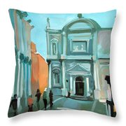 San Rocco Throw Pillow