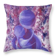 Sanctoral Rainbow Soul Collection Throw Pillow