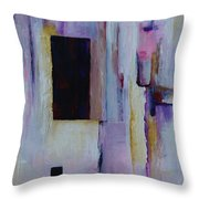 Sanctuary In Amber Throw Pillow