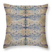 Sand And Parchment Throw Pillow