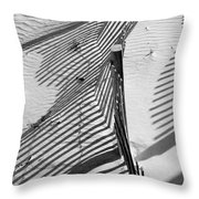 Sand And Sun Throw Pillow
