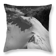 Sand Pile Throw Pillow