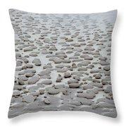 Sand Sculptures 2 Throw Pillow