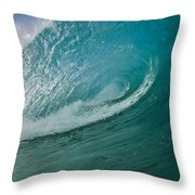 Sand Slab Throw Pillow