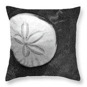 Sanddollar Throw Pillow