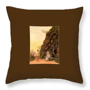 Sandersonruth-gulnara-sj Ruth Sanderson Throw Pillow