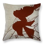 Sandra - Tile Throw Pillow