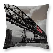 Sands Bethworks Throw Pillow