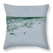 Sandscape Vines Throw Pillow