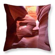 Sandstone Art Throw Pillow