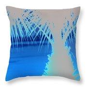 Sanibel Island Sunrise Throw Pillow