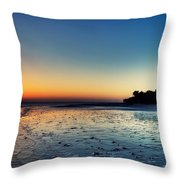 Sanibel Sunrise Throw Pillow