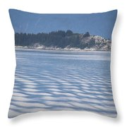 Sanjuan Islands Throw Pillow