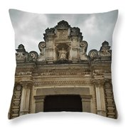 Santa Clara Antigua Guatemala Ruins  Throw Pillow