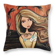 Santa Fe Dreams Throw Pillow