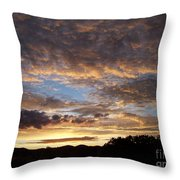 Santa Fe Sunrise  Throw Pillow