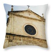 Santa Maria Del Popolo Throw Pillow