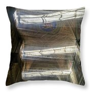 Sant'agostino Throw Pillow