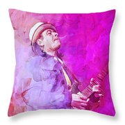 Santana Throw Pillow