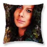 Santia 519 Throw Pillow