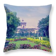 Santo Tomas University Throw Pillow