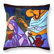 Sanyasi-ii Throw Pillow