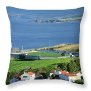 Sao Miguel Island - Azores Throw Pillow
