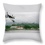 Sao Tome And Principe IIi Throw Pillow