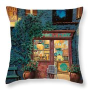 Sapore Di Mare Throw Pillow