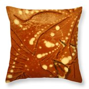 Sarah - Tile Throw Pillow
