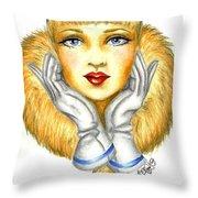 Sarah Throw Pillow