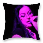 Sarah's Secret Throw Pillow
