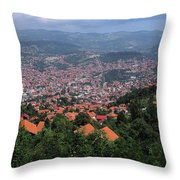 Sarajevo   Throw Pillow
