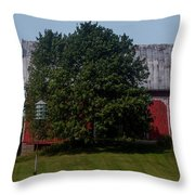 Saranac Michigan Throw Pillow
