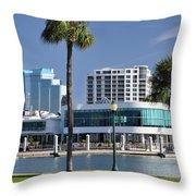 Sarasota Life 01 Throw Pillow
