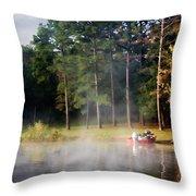 Sardis Cove Throw Pillow