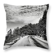 Sargents Drive Throw Pillow