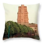 Sarnath Throw Pillow