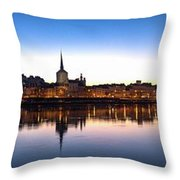 Saumur 2 Throw Pillow