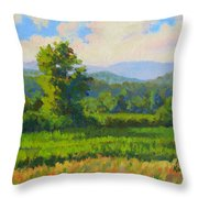 Sautee Vista Throw Pillow