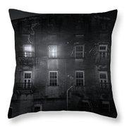 Savannah By Night Throw Pillow