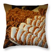 Savannah Gophers Throw Pillow