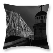 Save Our Souls Throw Pillow