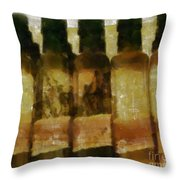 Savories Throw Pillow