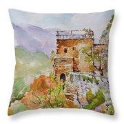 Saydet Qannoubine Throw Pillow