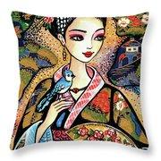 Sayuri Throw Pillow