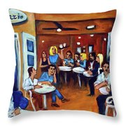 Sazio Throw Pillow