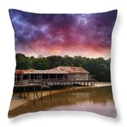 Sc101 Throw Pillow