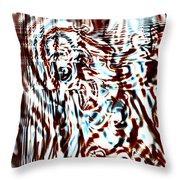 Scabba Throw Pillow
