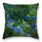 Scaevola Throw Pillow